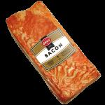 Bacon ahumado en madera de Haya