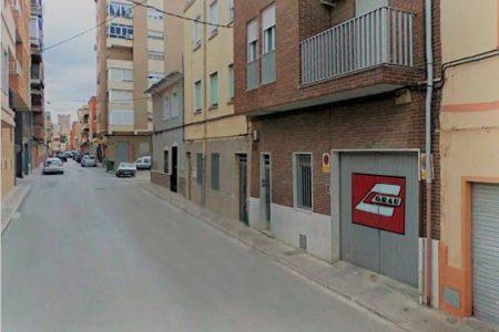1988 - Fachada Fabrica en Calle el Copo
